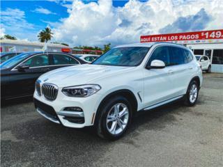 BMW Puerto Rico BMW, BMW X3 2021