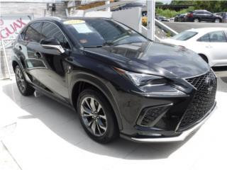 Lexus Puerto Rico Lexus, Lexus NX 2019