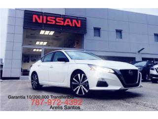 NISSAN VERSA 2021 (EL MAS EQUIPADO) , Nissan Puerto Rico