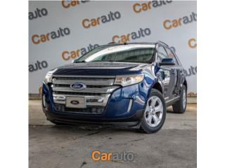 Ford Puerto Rico Ford, Edge 2012
