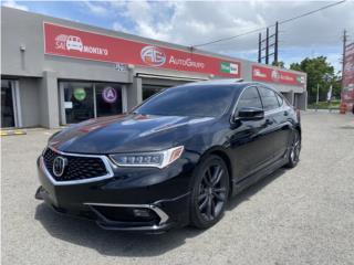 Acura, Acura TLX 2020, Kia Puerto Rico
