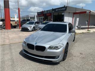 BMW Puerto Rico BMW, BMW 535 2012