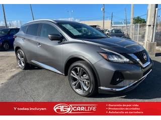 Nissan Puerto Rico Nissan, Murano 2021