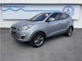Hyundai, Tucson 2015  Puerto Rico