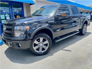 Ford, F-150 2014, F-150 Puerto Rico