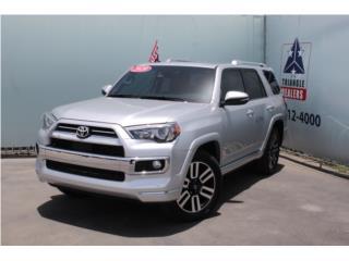 Toyota Puerto Rico Toyota, 4Runner 2020