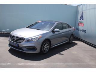 Hyundai Puerto Rico Hyundai, Sonata 2016