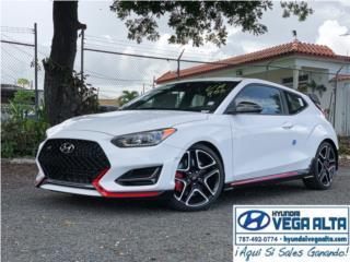 Hyundai Puerto Rico Hyundai, Veloster 2022