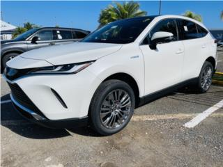 Toyota Puerto Rico Toyota, Venza 2021