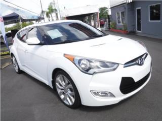 Hyundai Puerto Rico Hyundai, Veloster 2015