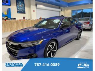 Honda Puerto Rico Honda, Accord 2020