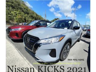 OFERTAS!! NISSAN KICKS!!! DESDE $20,997 , Nissan Puerto Rico