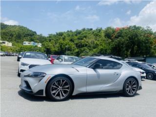 Toyota Puerto Rico Toyota, Supra 2021