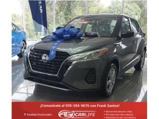 Nissan, Kicks 2021, Ford Puerto Rico