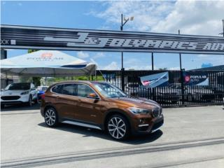 BMW, BMW X1 2016, Ford Puerto Rico