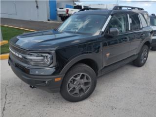 Ford Bronco 2021 SPORT Outer Band cactus gray , Ford Puerto Rico