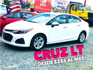 Chevrolet, Cruze 2019, Spark Puerto Rico