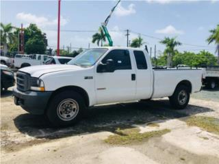 Ford Puerto Rico Ford, F-250 Pick Up 2004