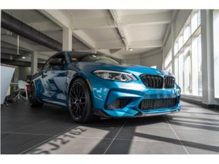 BMW Puerto Rico BMW, BMW M-2 2021