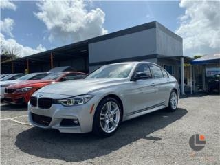 BMW, BMW 330 2017, BMW X5 Puerto Rico