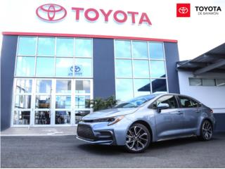 Toyota, Corolla 2022, Camry Puerto Rico