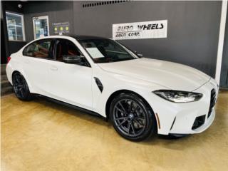 BMW, BMW M-3 2021, BMW X5 Puerto Rico