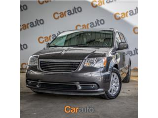 Chrysler, Town & Country 2016, BMW Puerto Rico