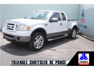 Ford Puerto Rico Ford, F-150 2007