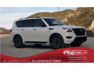 Nissan Puerto Rico Nissan, Armada 2022