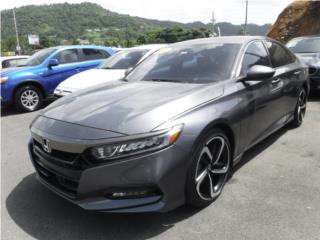 HONDA ACCORD SPORT 2.0 2020! ULTIMOS!  , Honda Puerto Rico
