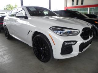 BMW Puerto Rico BMW, BMW X6 2021