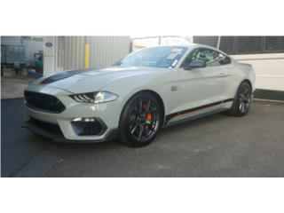 Mustang Performance Pacage 5.0L , Ford Puerto Rico