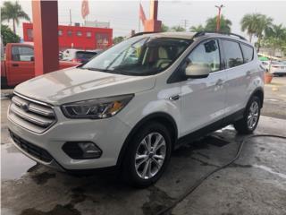 Ford Puerto Rico Ford, Escape 2018