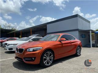 BMW, BMW Serie 2 2016  Puerto Rico