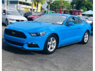 FORD MUSTANG MACH 1 2021 , Ford Puerto Rico