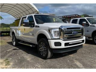 Ford Puerto Rico Ford, F-250 Pick Up 2014