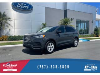 Ford Puerto Rico Ford, Edge 2021