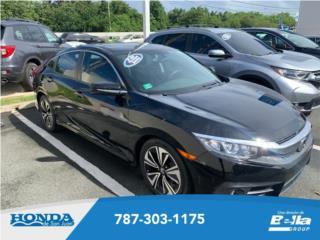 HONDA CIVIC EX 2020 IMPORTADO , Honda Puerto Rico