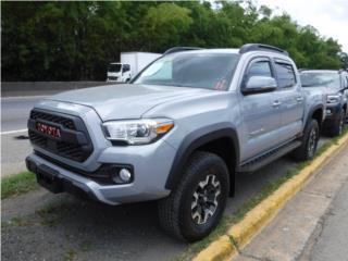 Toyota, Tacoma 2019, BMW Puerto Rico