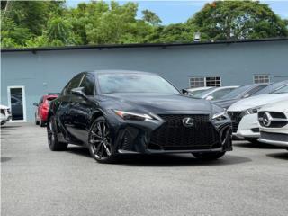 Lexus Puerto Rico Lexus, Lexus IS 2021