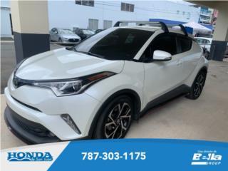 Toyota Puerto Rico Toyota, C-HR 2018