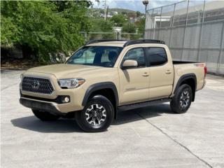 Toyota, Tacoma 2019, Camry Puerto Rico