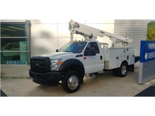Ford Puerto Rico Ford, F-450 Camion 2016