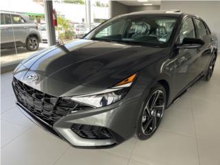 Hyundai Puerto Rico Hyundai, Elantra 2022