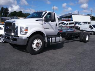 Ford Puerto Rico Ford, F-700 series 2019