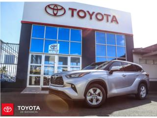 Toyota, Highlander 2021  Puerto Rico