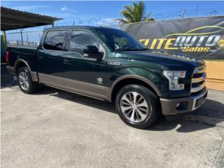 Ford Puerto Rico Ford, F-150 2015