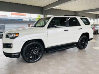 Toyota, 4Runner 2021, BMW Puerto Rico