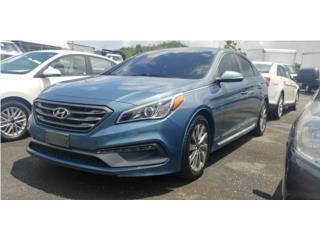 Super Accesible Sonata  , Hyundai Puerto Rico