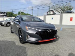 HYUNDAI ELANTRA 2021  **ELECTRIC SHADOW** , Hyundai Puerto Rico